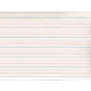 Pacon® Zaner-Bloser™ Broken Midline Newsprint Paper, Grades Kindergarten, 3/4in. - 3/8in. Rule Size