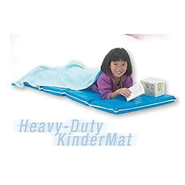 Peerless® Heavy-Duty Mat, Blue/Teal, 2in.(T)