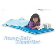 "Peerless® Heavy-Duty Mat, Blue/Teal, 2""(T)"