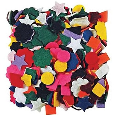 Roylco® Felt Shape, Assorted