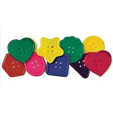 Roylco® Really Big Button, P - 3, 30 Pieces