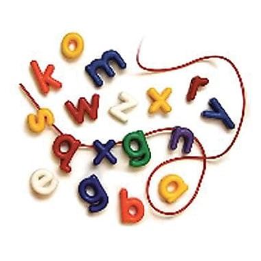 Roylco® Lowercase Manuscript Letter Bead