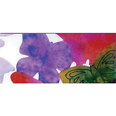 Roylco® 7 in. x 11in. color Diffusing Craft Paper, Butterflies Shape