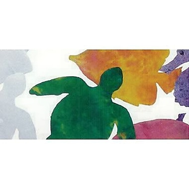 Roylco® 7 in. x 10in. Colour Diffusing Craft Paper, Sealife Shape