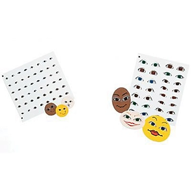 Roylco® Eyeball Stickers, Large