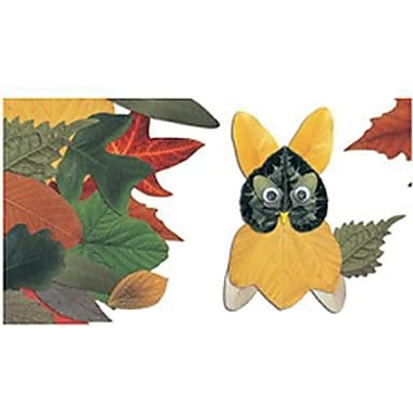 Roylco® Craft Paper Leaves, 266/pkg