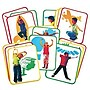 Roylco® Body Poetry Yoga Story Card, Grades 1st
