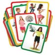 Roylco Busy Body Gross Motor Exercise Cards