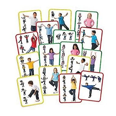 Roylco Stepping Stones Exercise Balance Kit