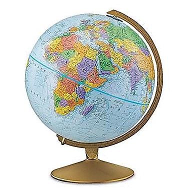 Replogle Globe® Explorer Political Raised Relief Classroom Globe