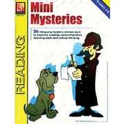 Remedia® Mini Mysteries, Grades 3rd - 6th