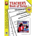 Remedia Teacher's Book of Forms, Grades 1st - 8th