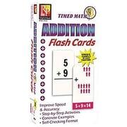 Remedia® Timed Math Flash Card, Addition