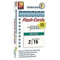 Remedia® Division Timed Math Flash Cards, 92/Pack