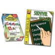 Remedia® Survival Signs and Symbols Flash Cards, Grades 1st - 12th