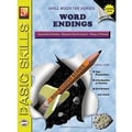 Remedia® Skill Booster Series Word Endings Book, Grades 3rd - 8th