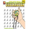 Remedia® Subtraction and Time Math Drill Book, Grades 2nd - 5th