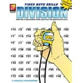 Remedia® Division Timed Math Drills Book, Grades 2nd - 5th
