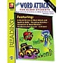 Remedia Quick Word Attack Book For Older Students,
