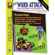 Remedia® Quick Word Attack Book For Older Students, Grades 4th - 12th
