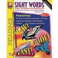 Remedia® Sight Words Book For Older Students, Grades 3rd -12th