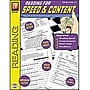 Remedia® Reading For Speed and Content Book, Grades