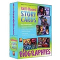 Remedia® Skill-Based Story Cards, Biographies