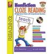 Remedia® Nonfiction Cloze Reading Book, Grades 3rd - 6th