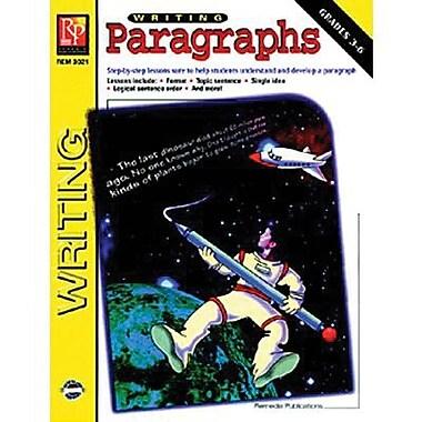 Remedia® Writing Basics Series Writing Paragraphs Book, Grades 3 - 6