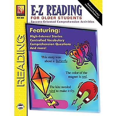 Remedia® E-Z Reading For Older Students Book, Grades 2nd - High School