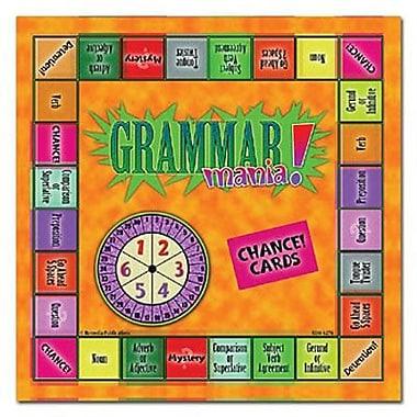 Remedia® Grammar Mania Board Game, Grades 6th+