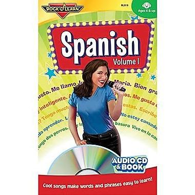 Rock 'N Learn® Spanish Volume I -Audio CD and Book