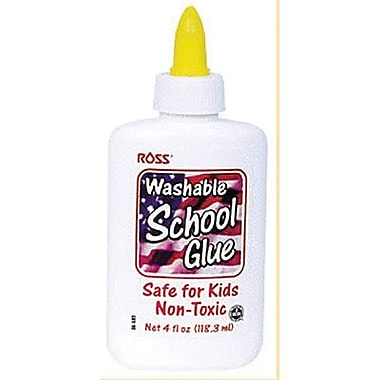 Ross® Elmer's® 4 oz School Glue, White