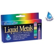Sargent Art® Liquid Metals® Washable Marker, Metallic