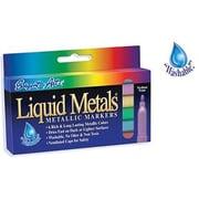 Sargent Art® Liquid Metals® Washable Marker, Metallic