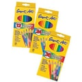 Sargent Art® 7in. Colored Pencil, Assorted, 12/Set