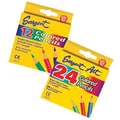 Sargent Art® 3 1/2in. Colored Pencil, Assorted, 12/Box