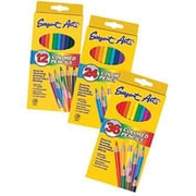 "Sargent Art® 7"" Colored Pencil, Assorted, 36/Box"