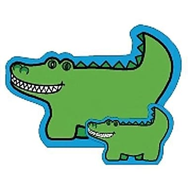 Shapes Etc™ 5in. x 7in., Large Die Cut Note Pad, Alligator