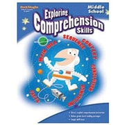 Houghton Mifflin® Exploring Comprehension Skills Book, Grades 7th - 8