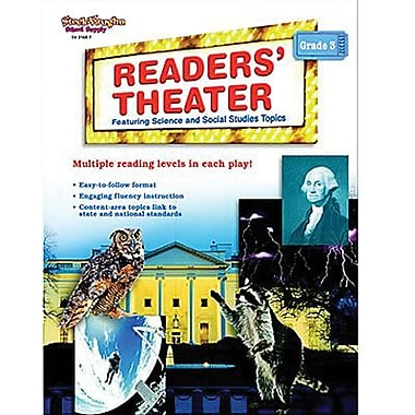 Houghton Mifflin® Reader's Theatre Book, Grades 3rd