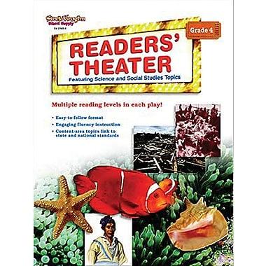 Houghton Mifflin® Reader's Theatre Book, Grades 4th