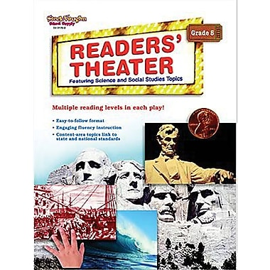 Houghton Mifflin® Reader's Theatre Book, Grades 5th