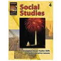 Houghton Mifflin® Core Skills Social Studies Book, Grades 4th