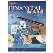 Houghton Mifflin® Financial Math Student Edition Book 1, Grades 6th - 8th