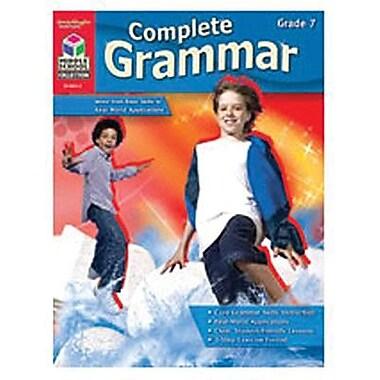 Houghton Mifflin® Complete Grammar Book, Grades 7th