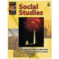 Houghton Mifflin Harcourt Core Skills Social Studies Book, Grades 6th
