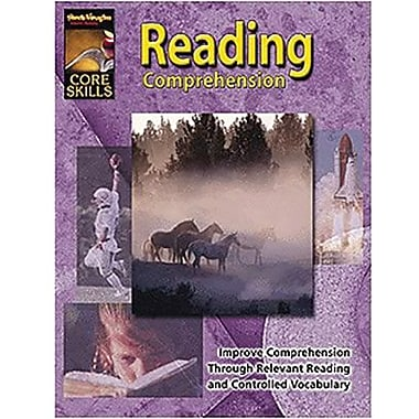 Houghton Mifflin® Core Skills Reading Comprehension Book, Grades 1st