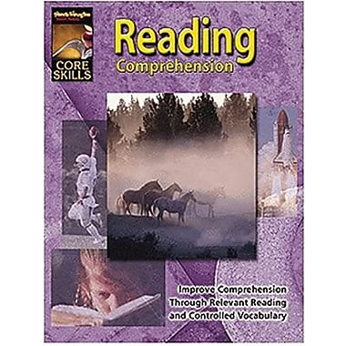 Houghton Mifflin® Core Skills Reading Comprehension Book, Grades 4th