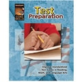 Houghton Mifflin® Core Skills Test Preparation Work Book, Grades 7th